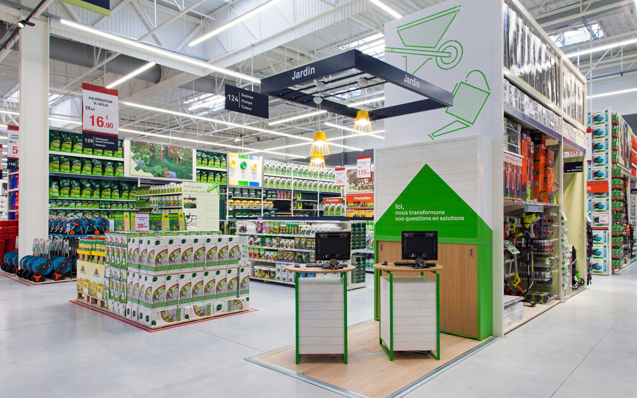 Leroy Merlin Le Havre Le Havre Retail Design Home Depot Store