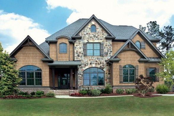 Cedar Impressions Naturals Polymer Shake Siding Trim Granite Gray House Designs Exterior House Exterior House Colors