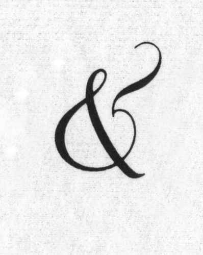 Ampersand Life Pinterest Treble Clef Clef And Symbols