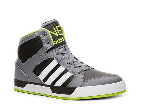 Adidas Baseline Vs Mid Damen Hohe Sneakers, Mehrfarbig (BlackPink), 36