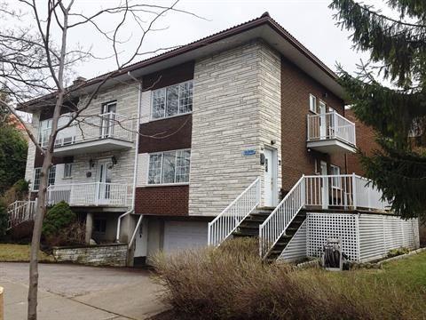 Condo / Appartement à louer à Ahuntsic-Cartierville ...