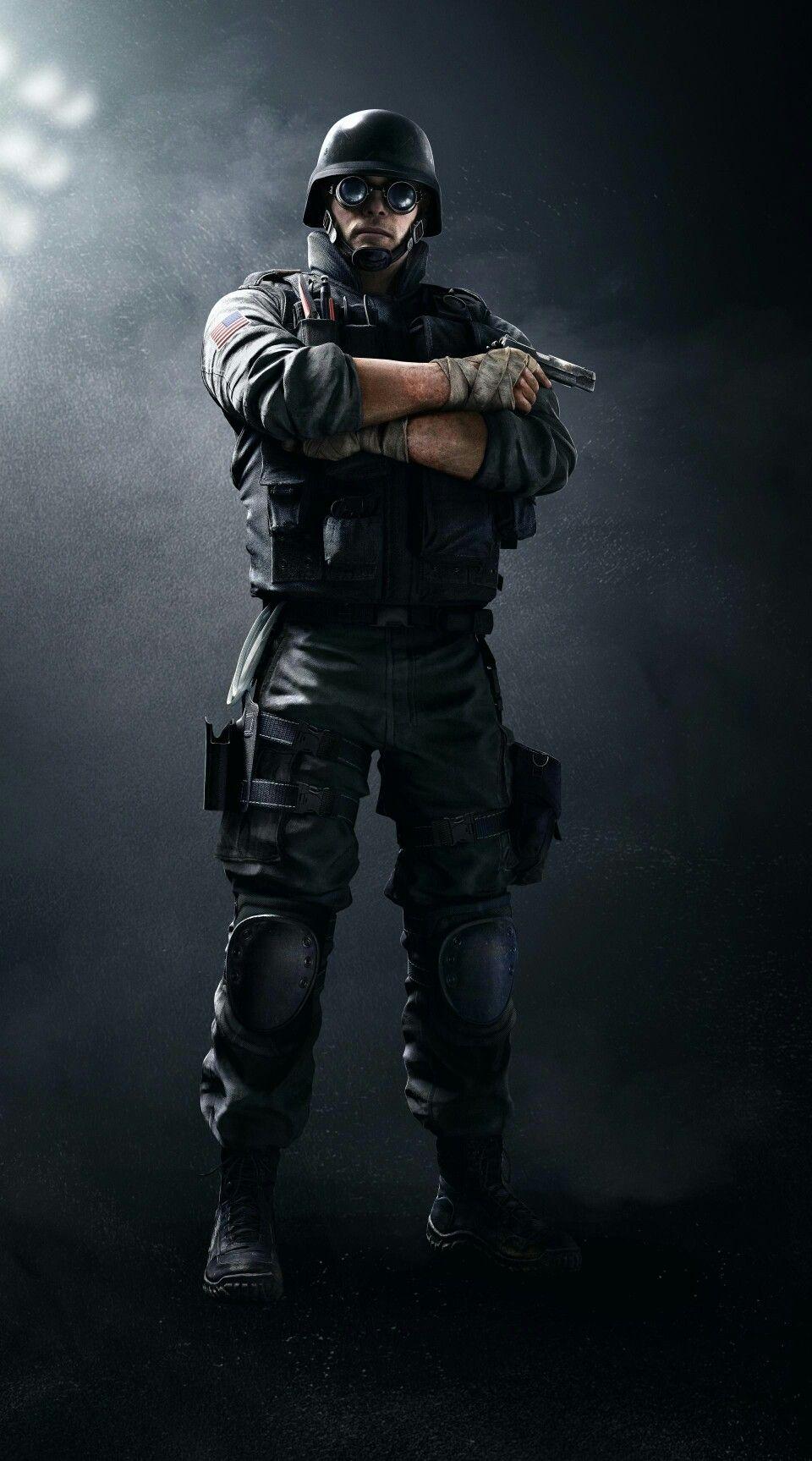 Rainbow six siege Thermite | Operações especiais, Ideias para ...
