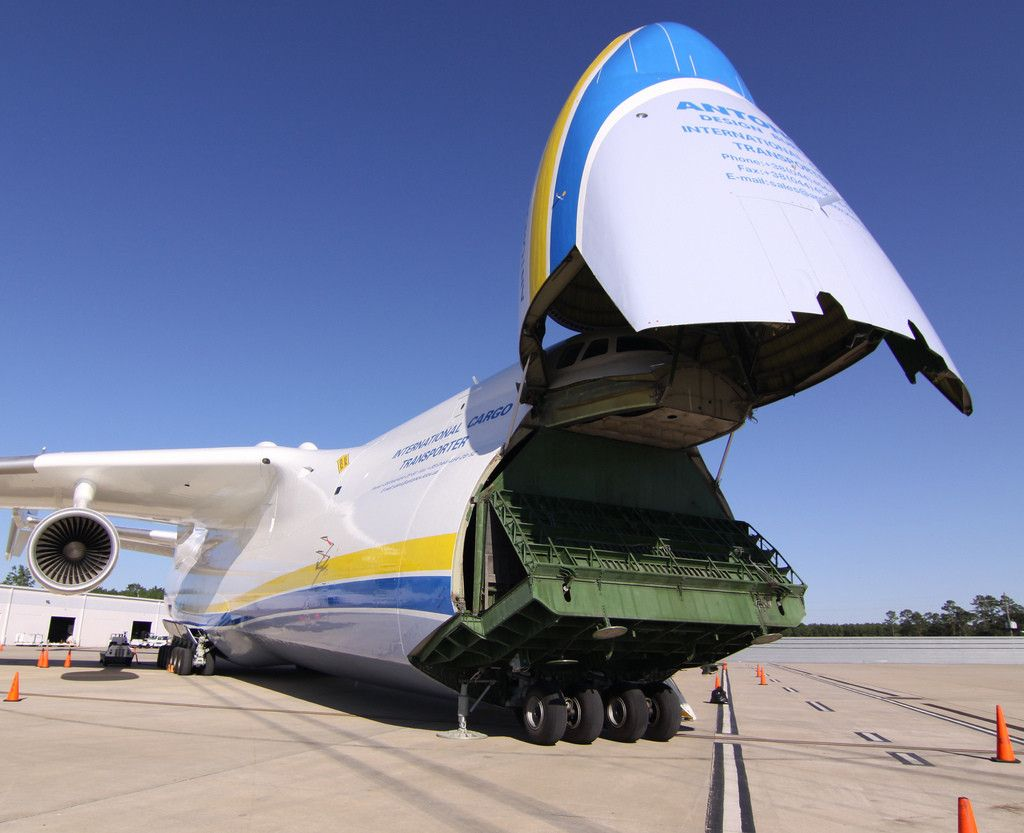 This Is The Largest Plane Ever Built And You Wont Believe Its
