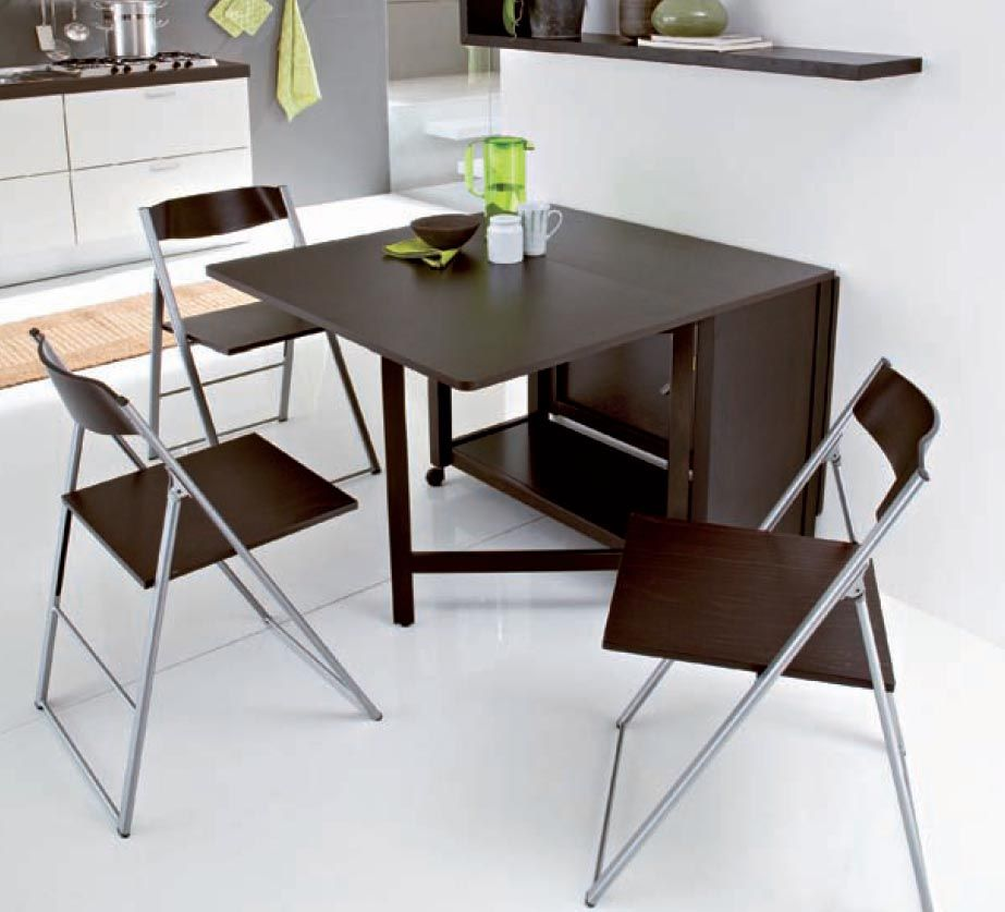 table pliante cube 4 chaises for the home. Black Bedroom Furniture Sets. Home Design Ideas