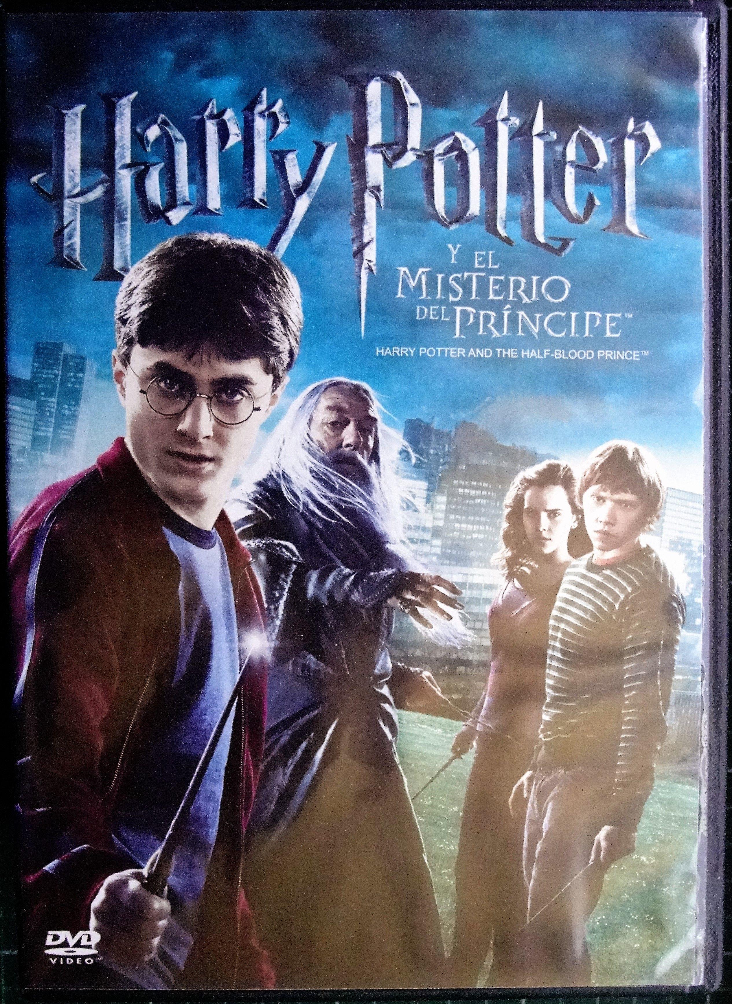 Harry Potter 6 Películas De Harry Potter Peliculas Peliculas Audio Latino Online