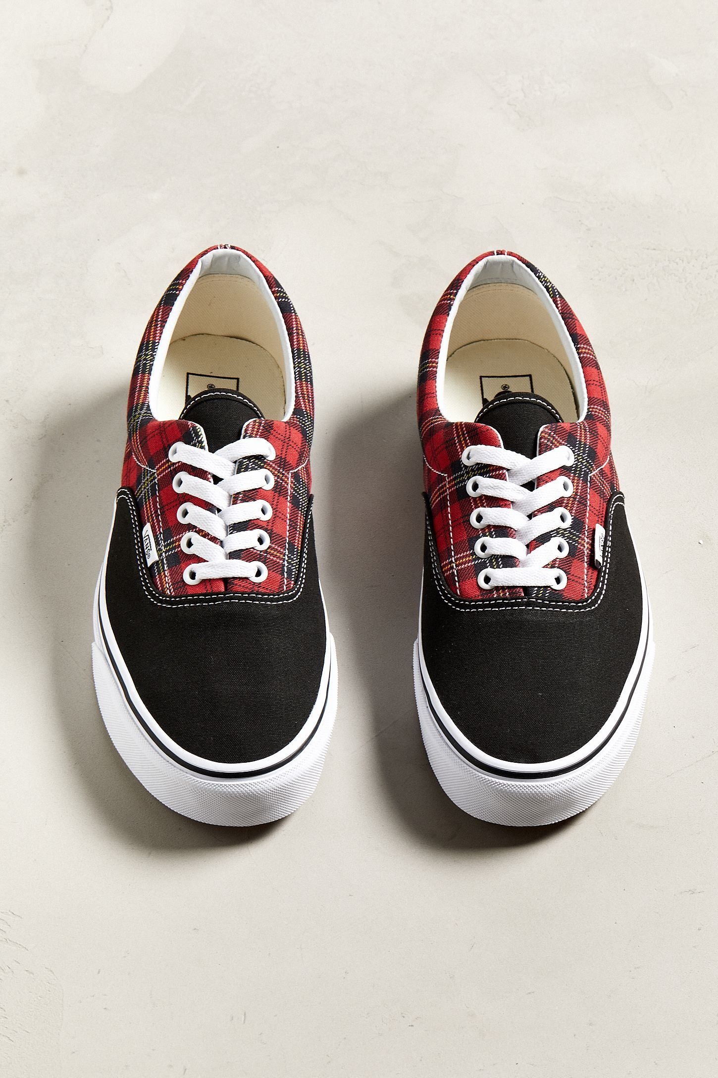 ea6400cad477 Slide View  5  Vans Era Tartan Plaid Sneaker