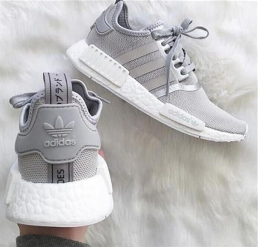 SUMMER11 ADIDAS Women Running Sport Casual Shoes Sneakers grey ...
