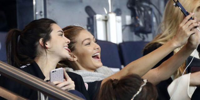 You Won't Believe How Much Kendall Jenner and Gigi Hadid Make for a Single Post on Social Media  - HarpersBAZAAR.com