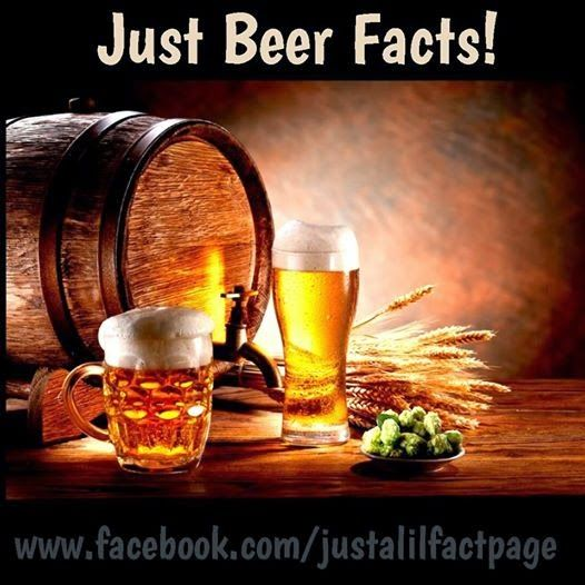 Just awesome beer facts!