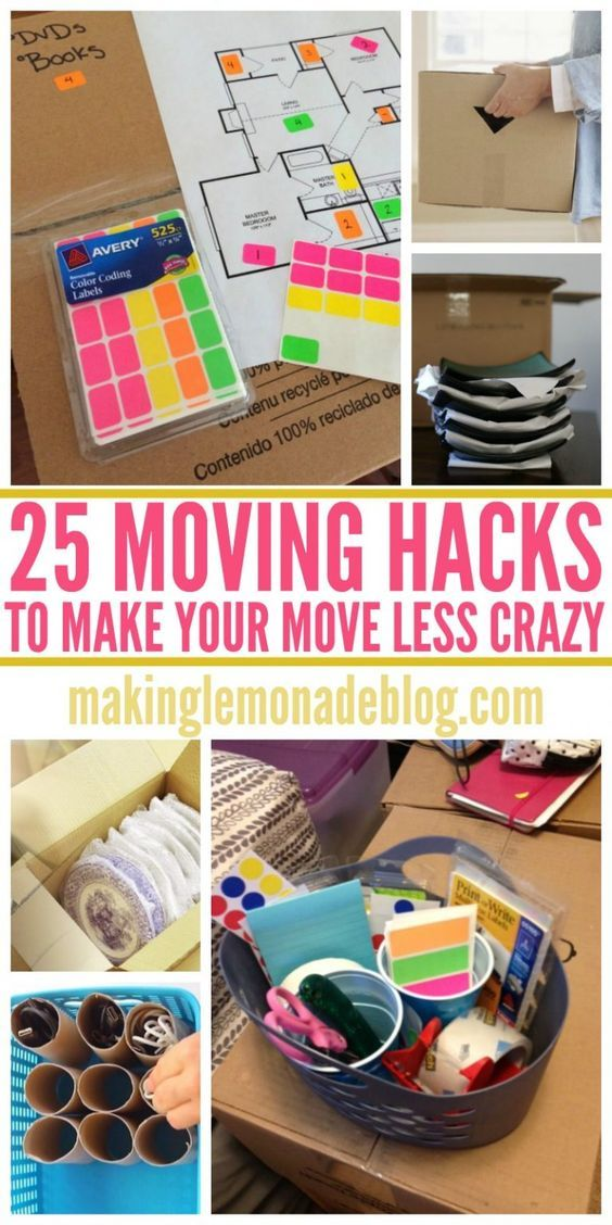 Follow The Yellow Brick Home - 10 Great Pinnable Resources For Moving. Be prepared for moving time!