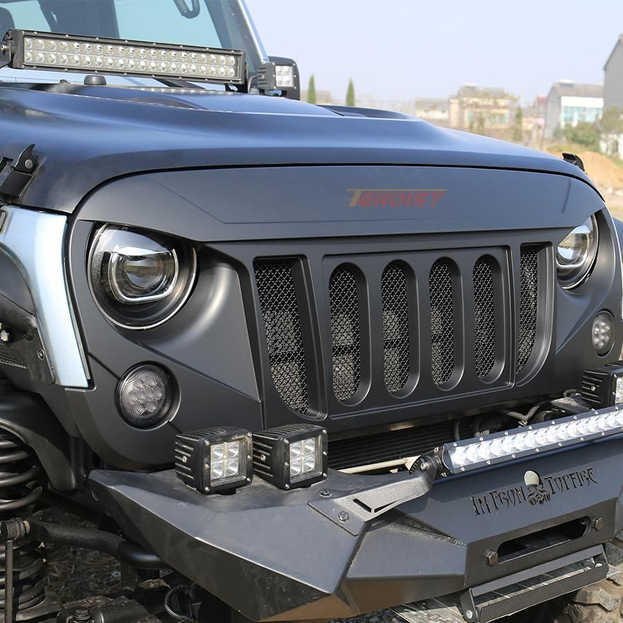 Item Type Racing Grills Wrangler Year 07 17 Item Weight 4 5kg