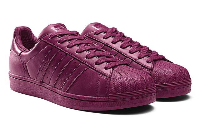 supercolor adidas violet