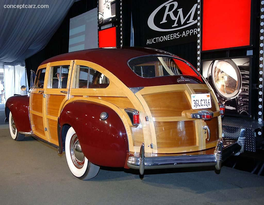 Auction results and data for 1941 Chrysler Town and ...