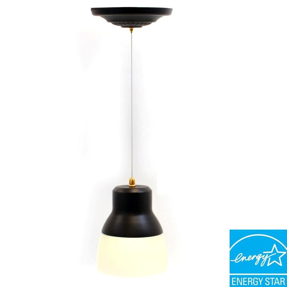 Its exciting lighting ceiling mount oil rubbed bronze battery its exciting lighting ceiling mount oil rubbed bronze battery operated 24 led pendant with frosted glass mozeypictures Images