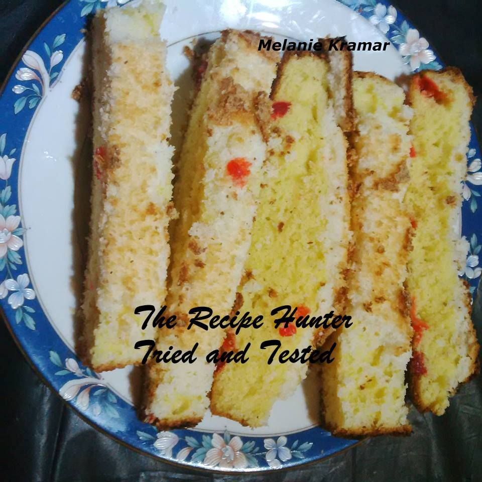 Feel free to indulge in some serious Cherry and Coconut cake <3