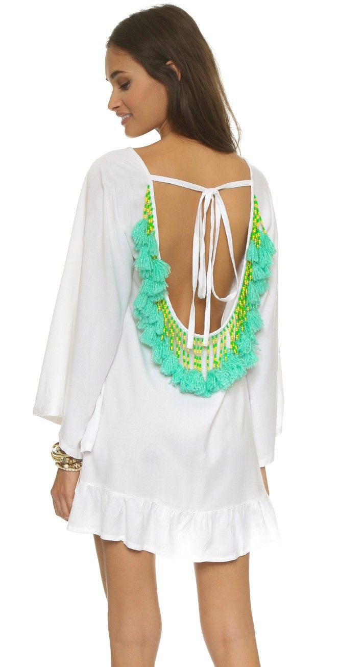 Indiana short beach dress in honeymoon looks pinterest