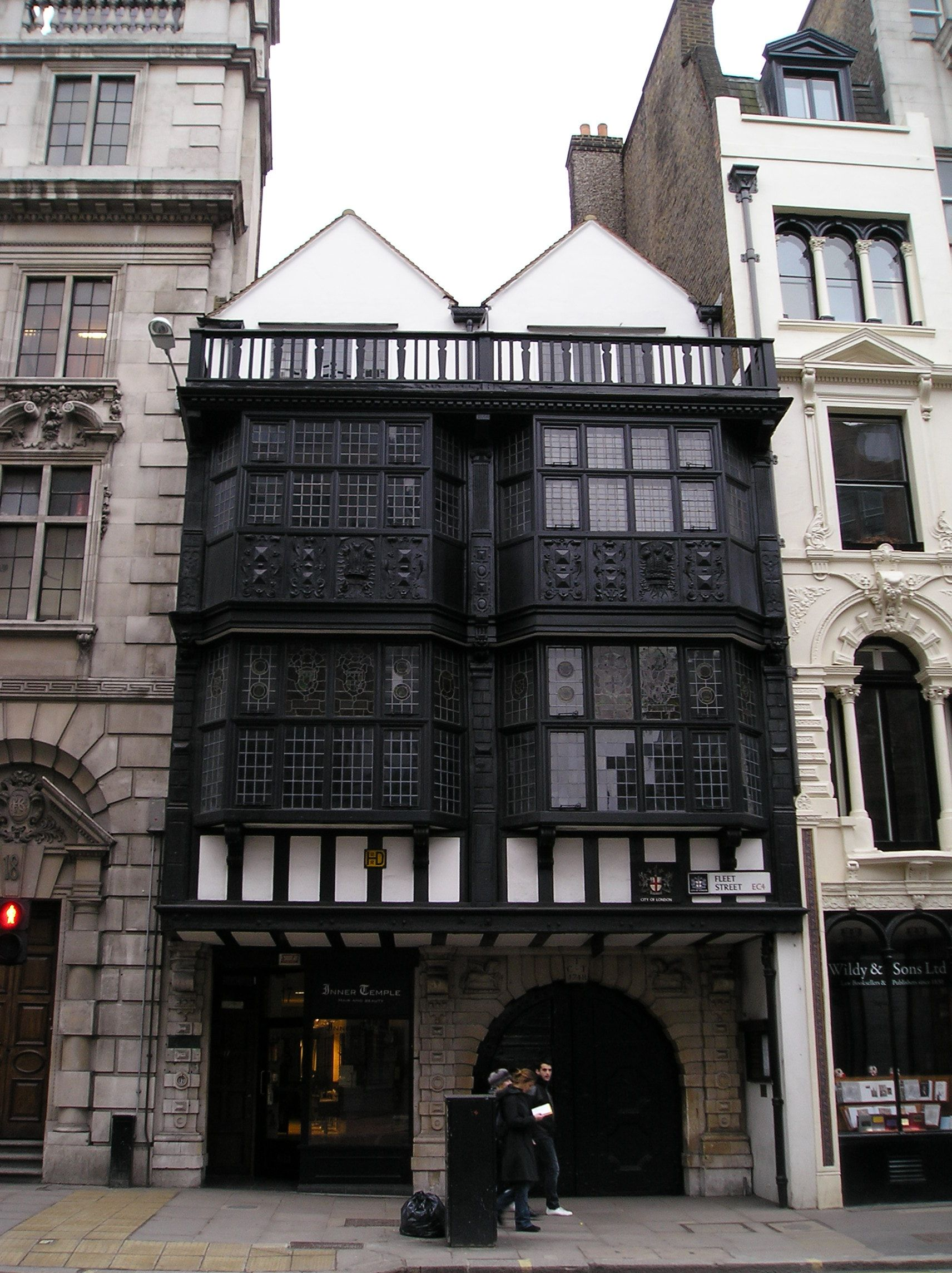 Prince Henry S Room Fleet Street One Of The Few Houses In London Which Survive Today From Before The Great Great Fire Of London The Great Fire London City