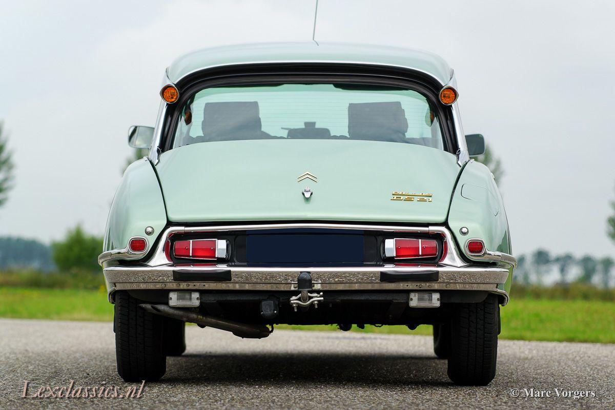 Citroen DS 21 Pallas 1972