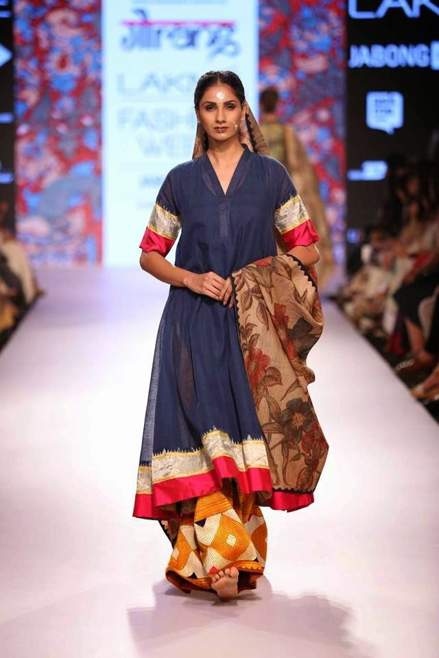 designer gaurang shah kalamkari paintings on dresses - Google Search