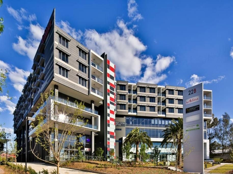 Sydney Adina Apartment Hotel Norwest Australia Pacific Ocean And Is