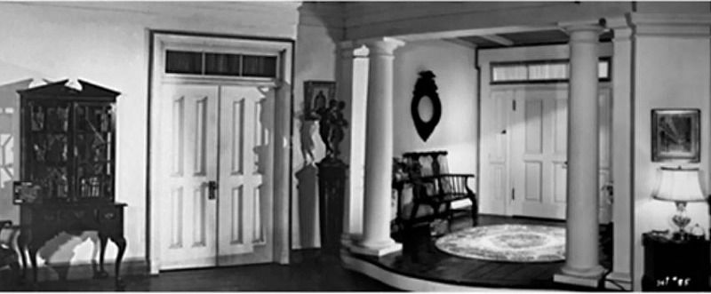 Gull Cottage In The Movie The Ghost And Mrs Muir Cottage Seaside House Tiny Texas Houses