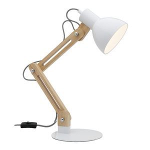 Charming Liteworks Mira Desk Lamp White | Officeworks