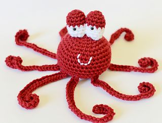 Amigurumi Crochet Octopus Patern - Sailor Octopus - Softie - Plush ...   242x320
