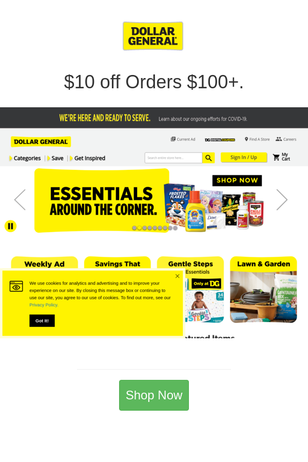Best Deals And Coupons For Dollar General In 2020 Dollar General Couponing Dollar General Coupons