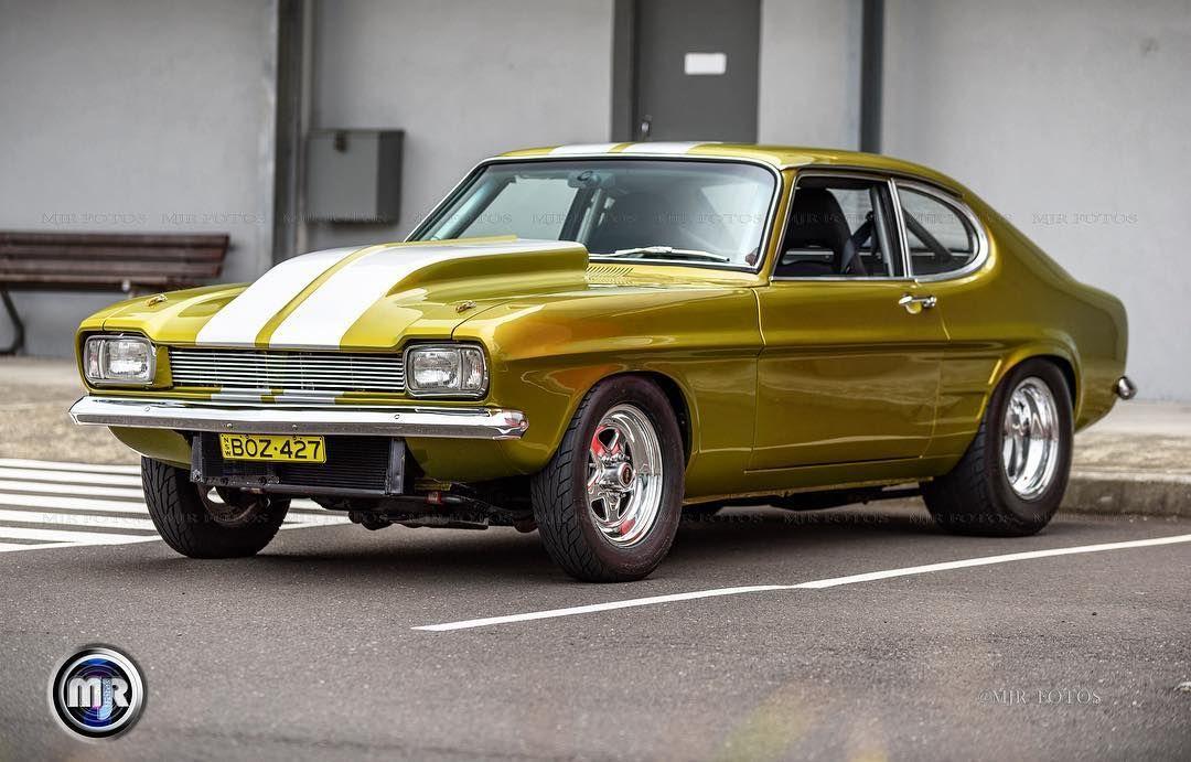 BOZ427 #tuff #mint #oldschool #muscle #car #streetmachine #ford ...