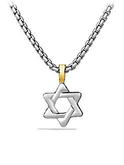 72163cb46749 David Yurman - Cable Classics Star of David Pendant | II Jewelry ...