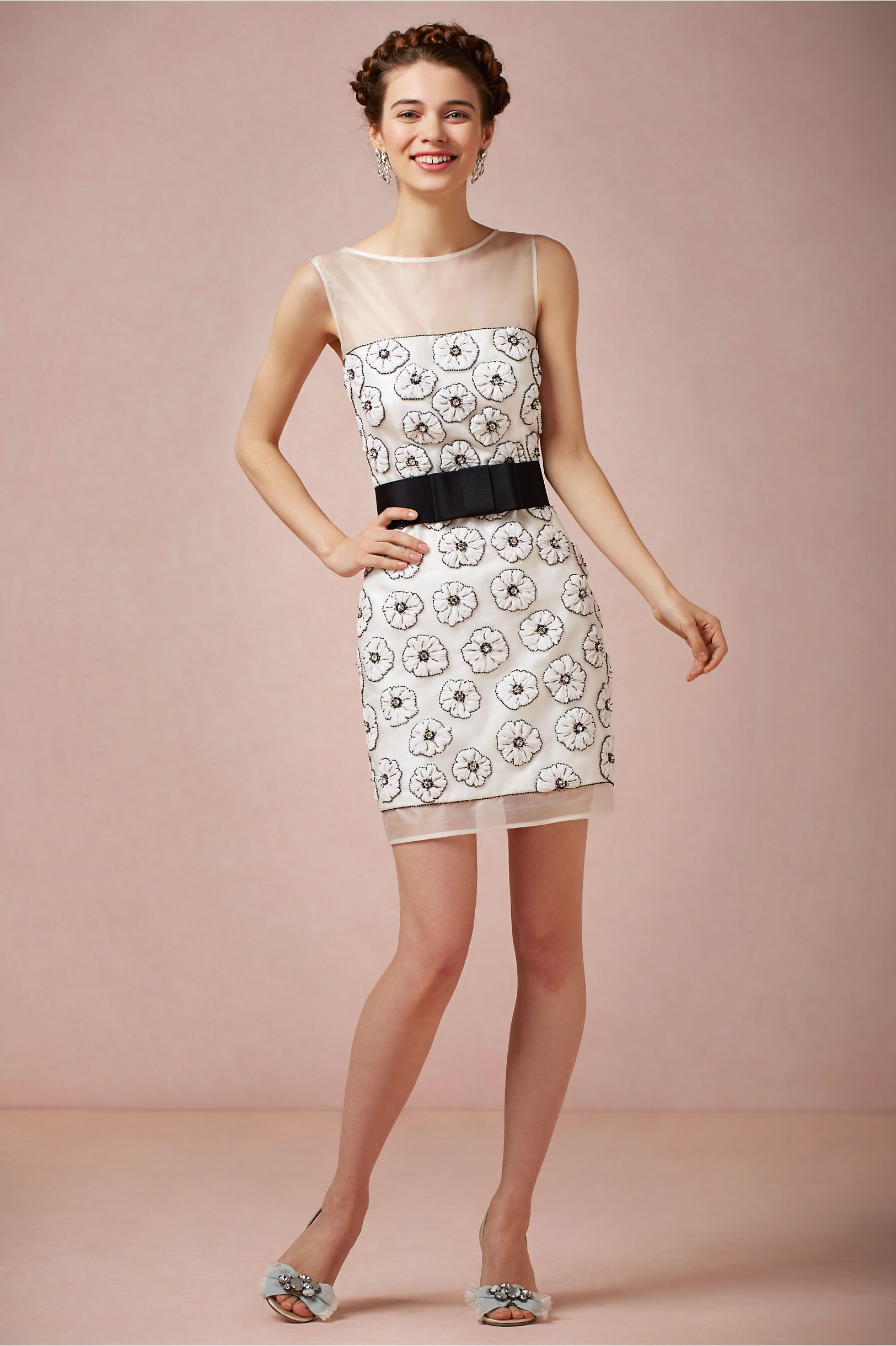flirty and bejeweled   Cute dresses   Pinterest   Vestidos fiestas ...