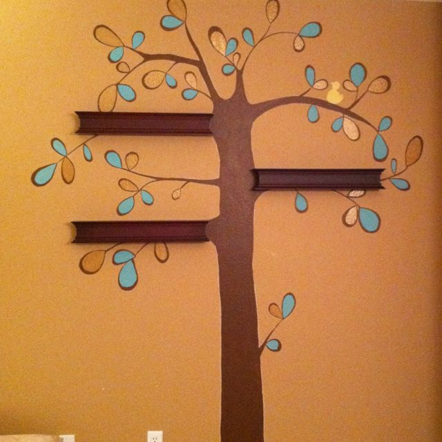 The other tree in my son's nursery!