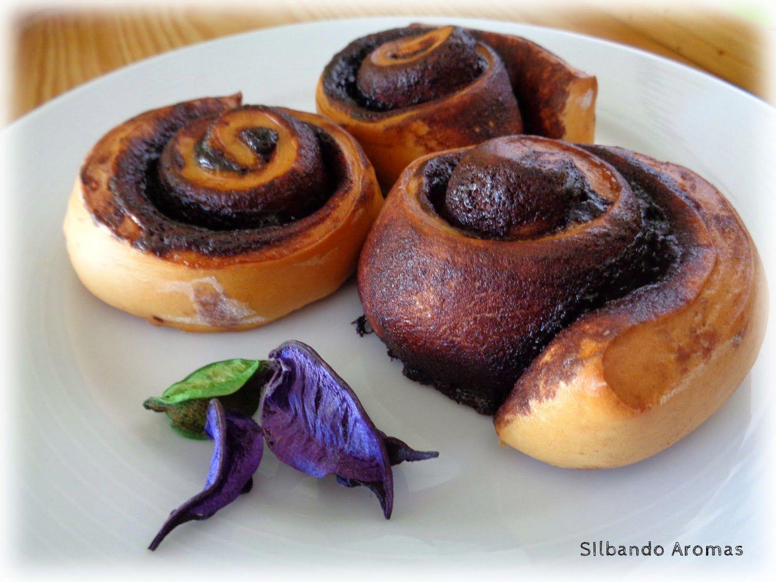 Silbando Aromas: Chocolate rolls