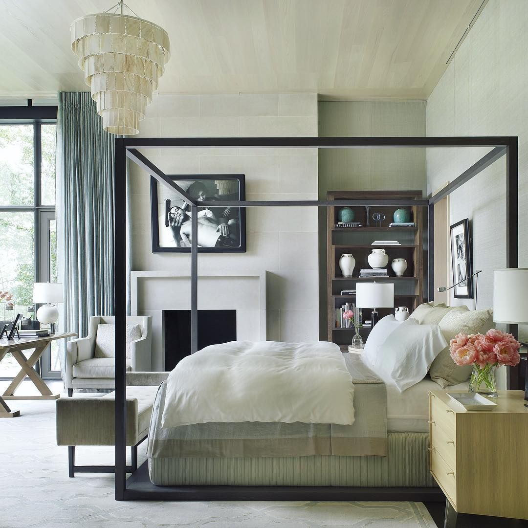 """15 Master Bedroom Decorating Ideas And Design Inspiration: """"Sourcing Inspiration For A Master Bedroom Design Which"""