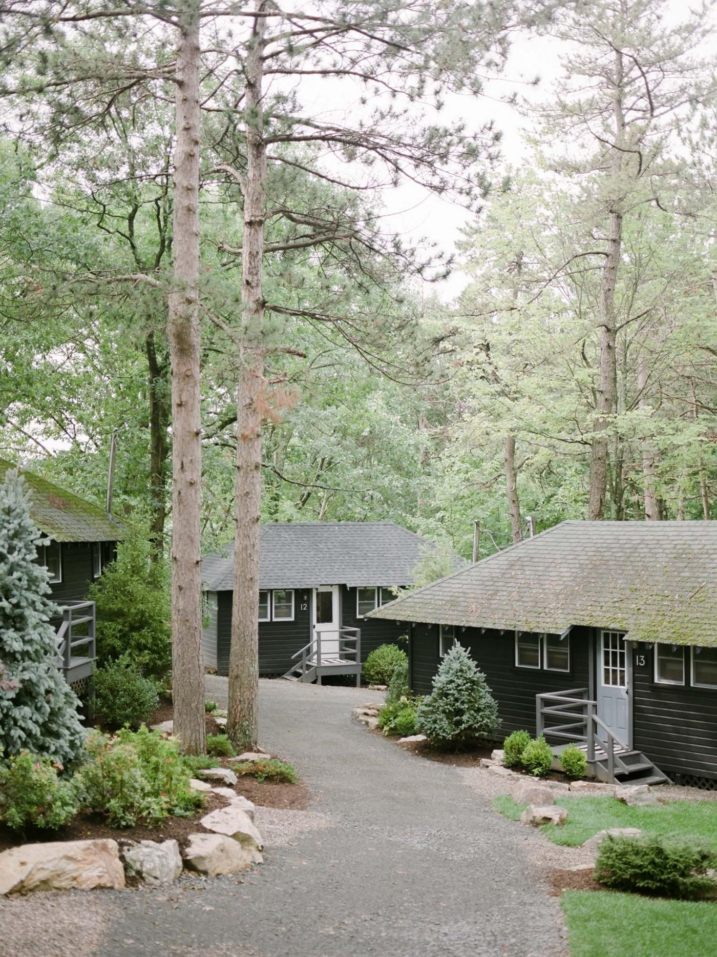 Romance and Nature Collide at a Summer Camp Style Wedding ...