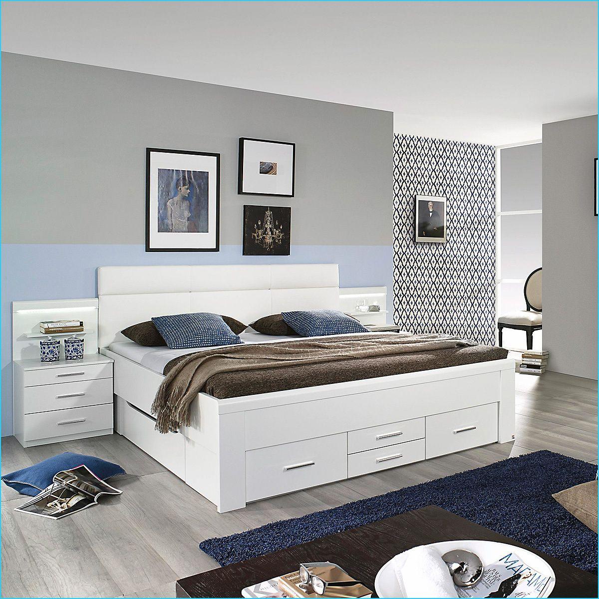 19 Erstaunlich Doppelbett 180x200 Weiss In 2020 Bett Mit Stauraum Bett Mit Aufbewahrung Haus Deko