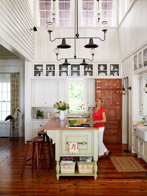 Dont overlook details 7 ways to make a new old house southernliving