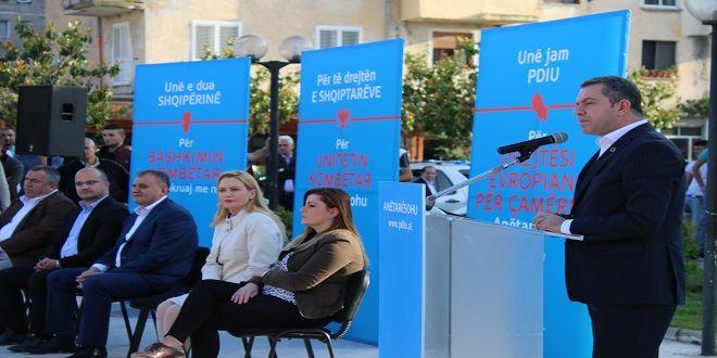 Idrizi: PDIU do të bëhet parti e madhe!