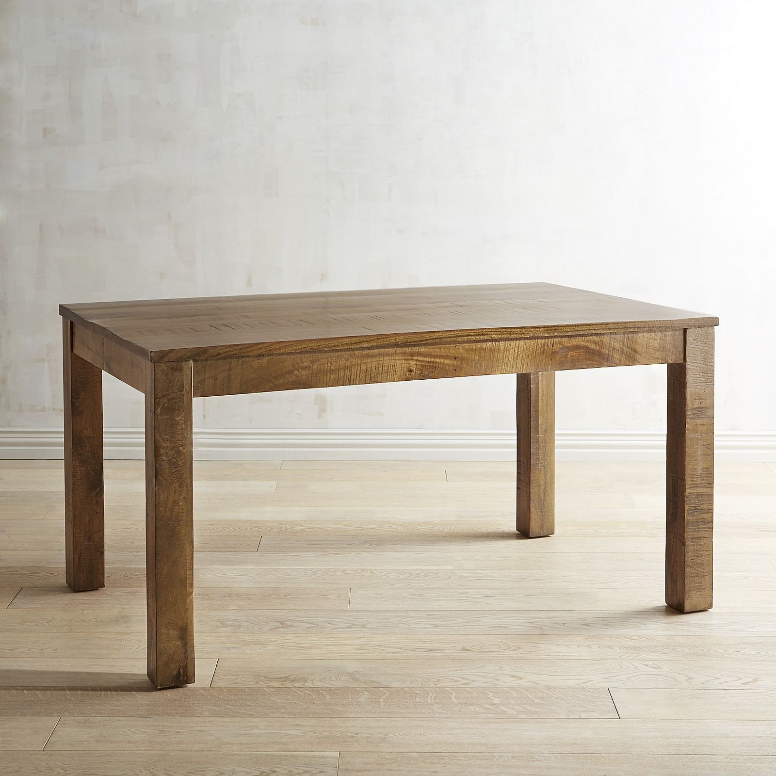 "Parsons 60"" Java Dining Table"