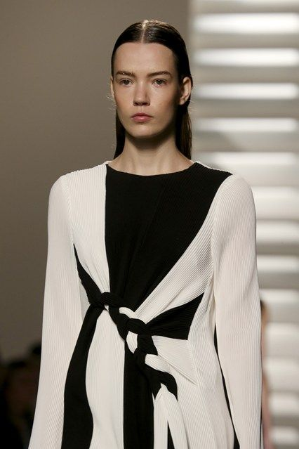 Thakoon Spring/Summer 2015 ready-to-wear close up #NYFW