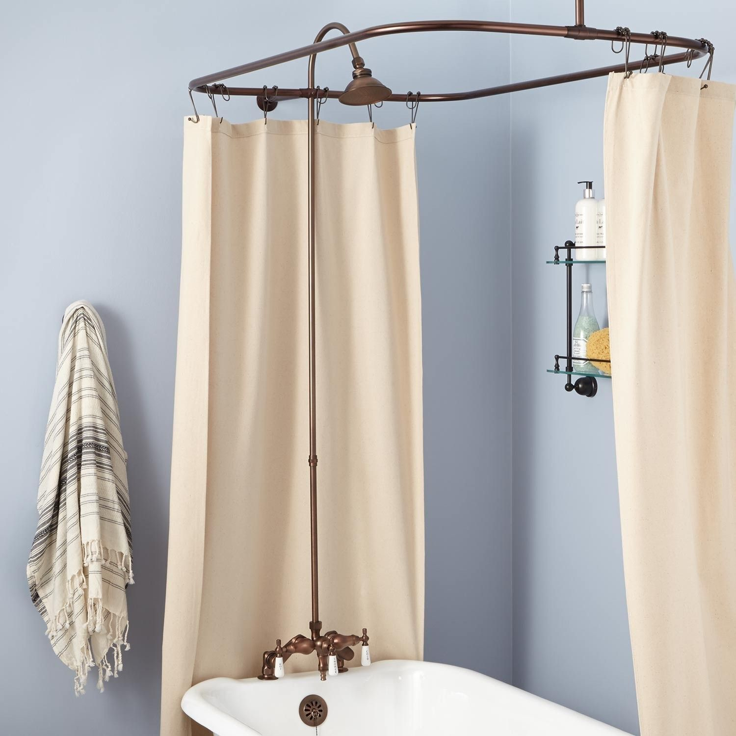 Fresh 7 Foot Shower Rod Check More At Homefurnitureone