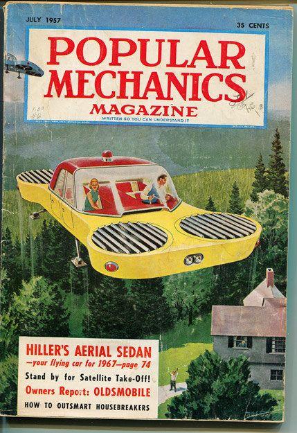 Log in   Retro futurism, Popular mechanics, Popular mechanics magazine