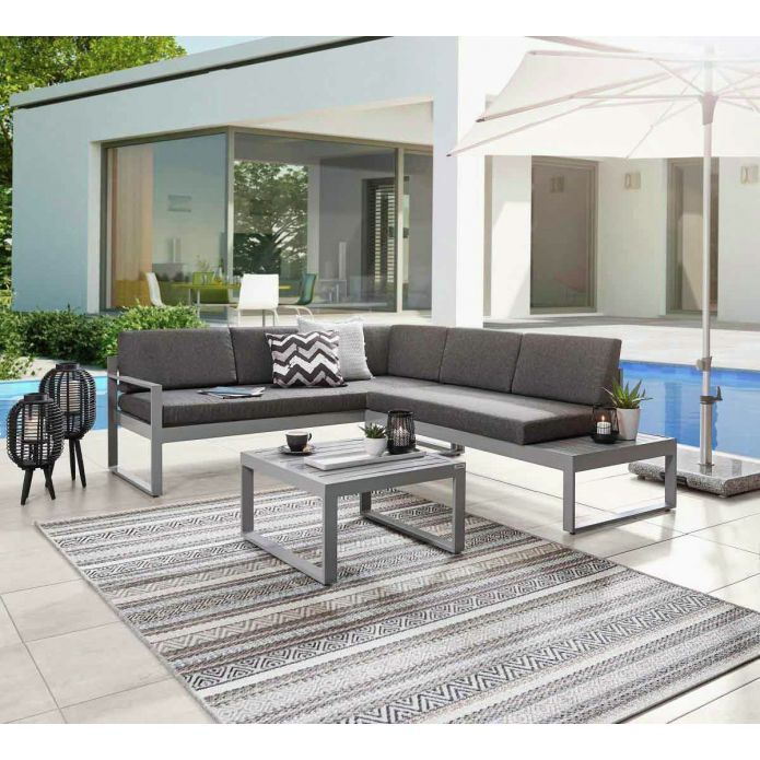 Rattan Sofa Garten Mobel Grau Gartensofa Gunstig Lidl Sofa Design Couch Mobel Balkonmobel