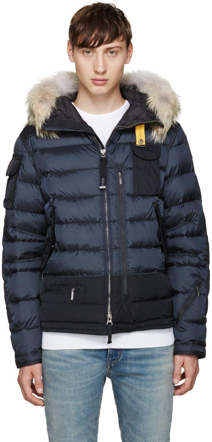 Parajumpers - Navy Down Skimaster Jacket