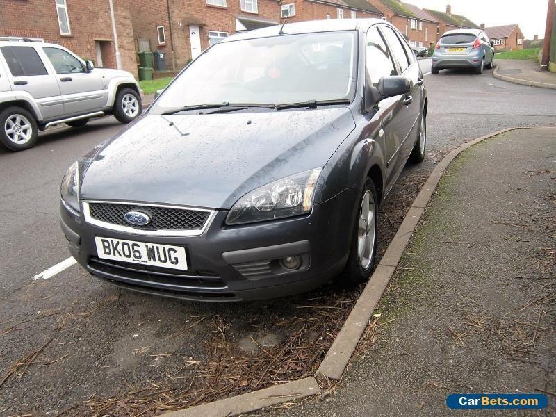 Car For Sale 2006 Ford Focus 5 Door Hatchback Diesel 1 8 Dark