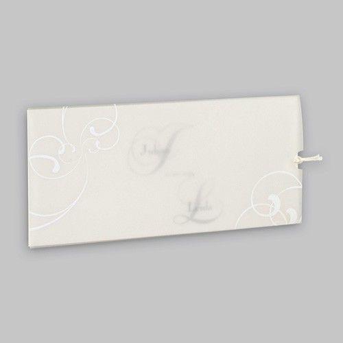 Einladungskarte Roswita - Einladungskarten - Hochzeitskarten