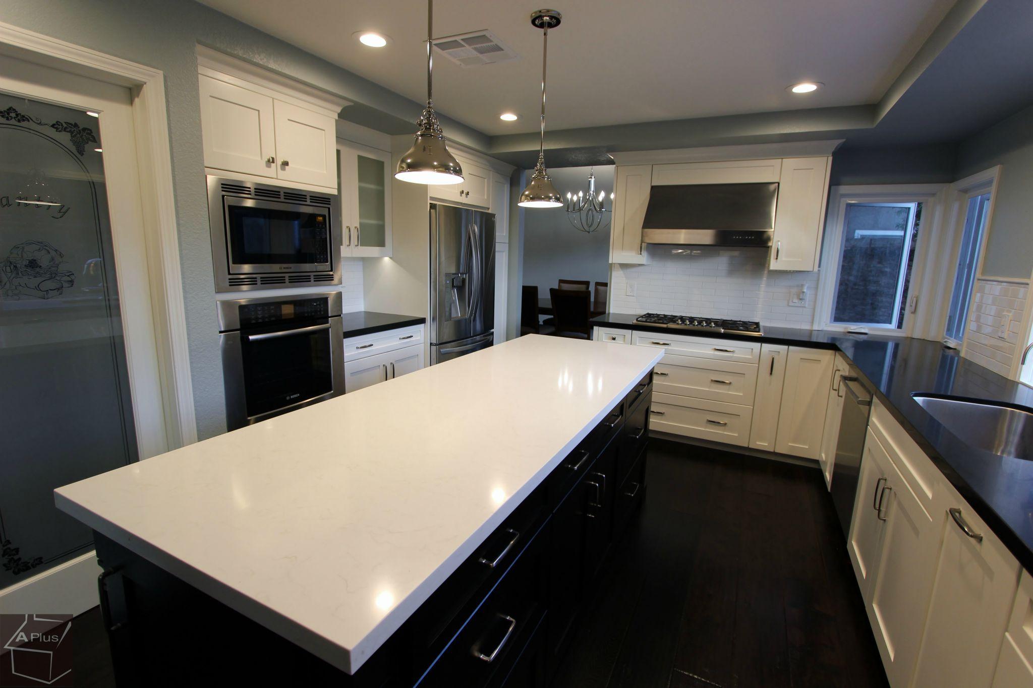 Design Build Kitchen Remodel With Custom Cabinets In Irvine Orange County California Kitchen Remodel Home Kitchens Kitchen Design