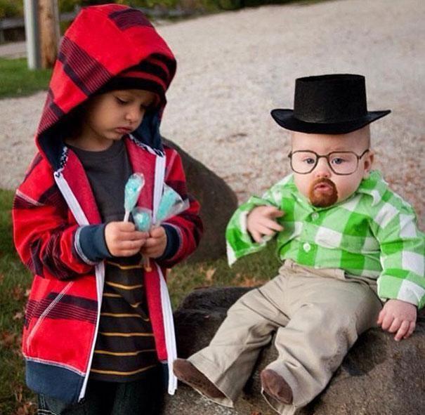 Pin De Neal De Freitas Payne Em Childrencriancas Bad Halloween
