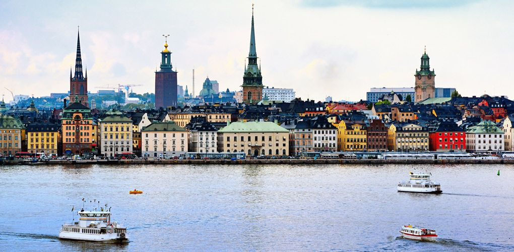 The Cleanest Cities In The World Stockholm Most Beautiful
