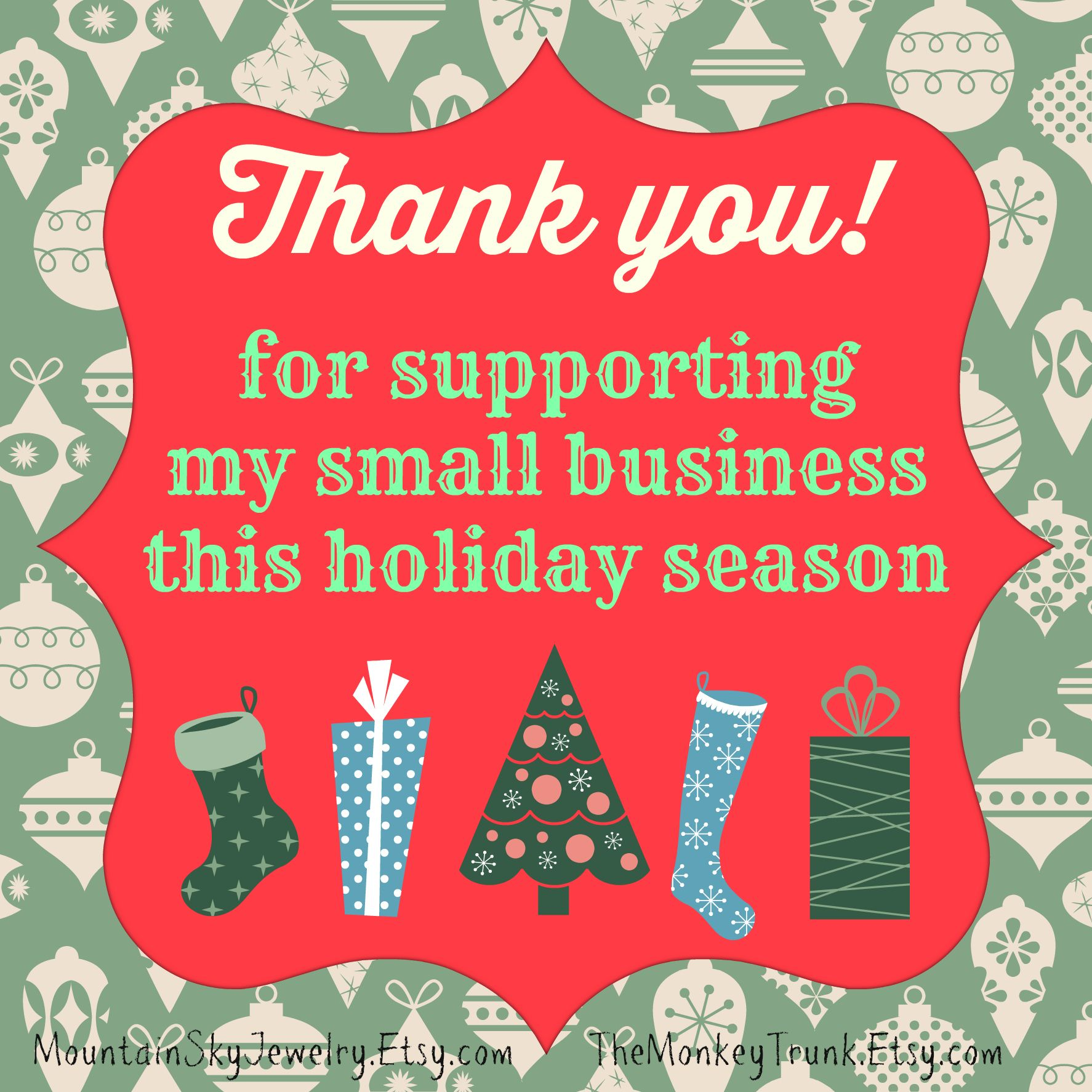 Thank You For Supporting My Small Business This Holiday Season Support Small Business Shop S Shop Small Business Quotes Shop Small Quotes Thanksgiving Quotes